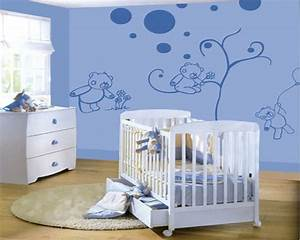 Decoration murale chambre bebe bebe et decoration for Decoration murale chambre bebe garcon