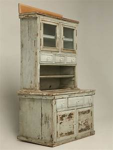 Antique American Pine Child39s Cupboard For Sale Old Plank