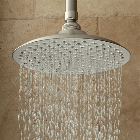 shower heads bostonian rainfall shower bathroom