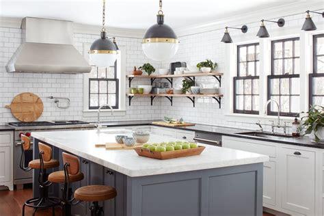 benjamin moore black pepper kitchen farmhouse with vintage