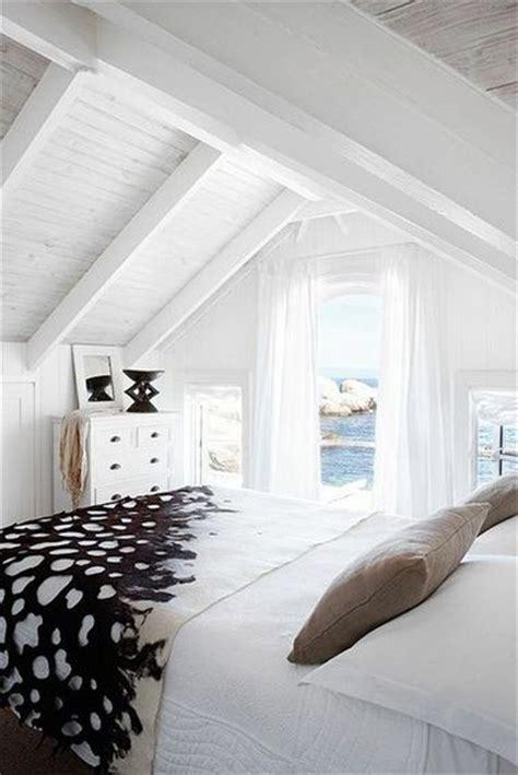 deco chambres avec poutres apparentes  charmantes