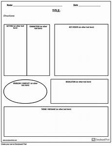 Create A Story Map Template