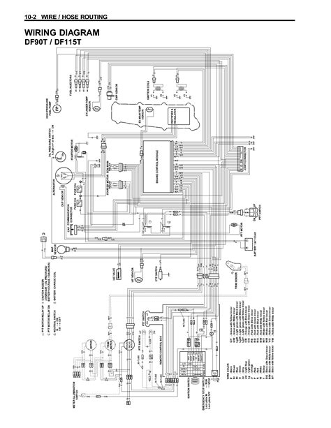 Yamaha 40hp 2 Stroke Wiring Diagram by I A 2003 90hp 4 Stroke And I Put It On Another Boat