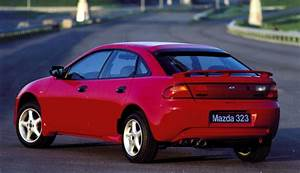Mazda 323 F 2 0i V6 Glx 1997  U2014 Parts  U0026 Specs