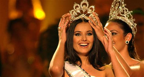 Russian Miss Universe: Foreign Media Harassed Me Looking
