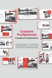 Creative Professionals Powerpoint Template  80919