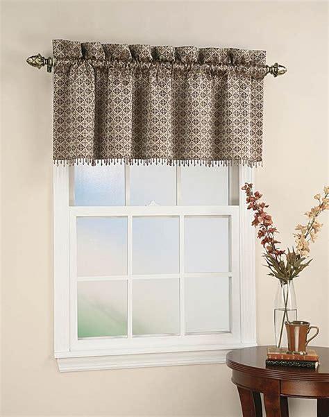 beautify  home  valances window treatments