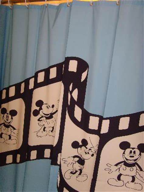 the shower curtain picture of disney s