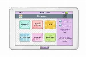Tablette Senior Fnac : facilotab la tablette tactile pour s nior darty vous ~ Melissatoandfro.com Idées de Décoration