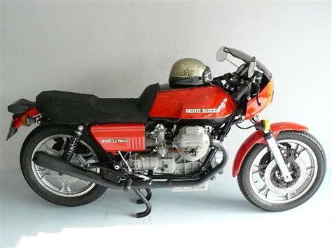 Les Industrielles Anciennes Occasion by Moto Guzzi De 1977 D Occasion Motos Anciennes De
