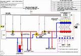Pictures of Air Source Heat Pump Underfloor Heating Schematic