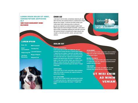 Brochure Templates Free Brochure Template Flyer 31 Free Brochure Templates Word Pdf Template Lab