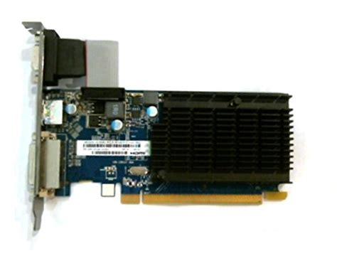 sapphire technology hd5450 hm carte graphique amd pci e 1