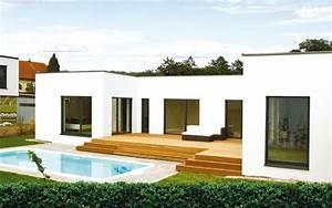 Fertighaus Bungalow Modern : das massiv fertighaus mit flachdach von malli haus mit stockwerk oder als bungalow bungalow ~ Sanjose-hotels-ca.com Haus und Dekorationen