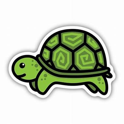 Turtle Sticker Stickers Northwest