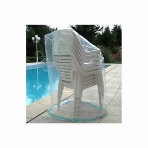 Housse Mobilier De Jardin : housse pour chaises de jardin housse pour une pile de 6 ~ Dailycaller-alerts.com Idées de Décoration