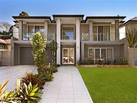 2015 Luxury House Exterior Plans #1496