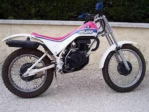 Moto Honda 50cc : le trial vintage et les motos de trial anciennes et de collection ~ Melissatoandfro.com Idées de Décoration