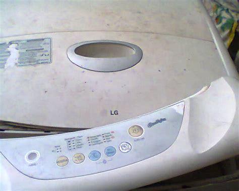 solucionado lavadora lg fuzzylogic lg yoreparo