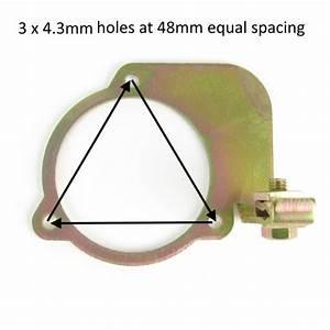 Empi5352 Manual Choke Conversion Mechanism For Weber Dgav