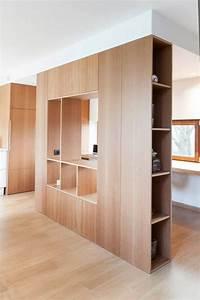 Separateur De Piece Bois : meuble de s paration s paration entr e en 2019 meuble ~ Farleysfitness.com Idées de Décoration