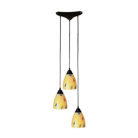 elk lighting 406 3yw classico multi pendant ceiling fixture