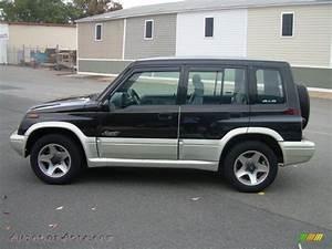 1997 Suzuki Sidekick Sport Jlx 4 Door 4x4 In Satin Black