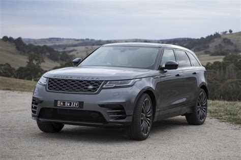 Review Land Rover Range Rover by Range Rover Velar Hse 2017 Review Snapshot Carsguide