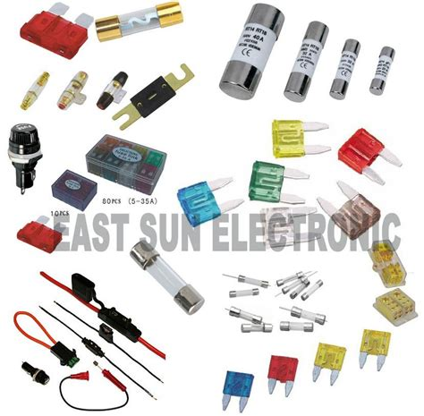 Automotive Fuse Types