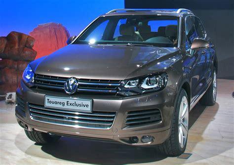 Volkswagen Touareg Rankings & Opinions