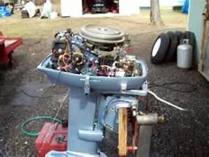 35 Hp Evinrude Outboard Motor