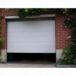 Devis porte de garage sectionnelle sur mesure for Devis porte de garage sectionnelle