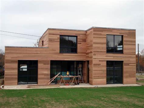 faire construire une maison en bois ou une maison