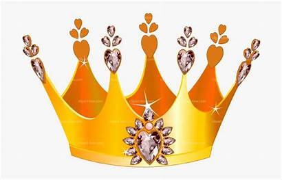 Queen Crown Clipart Gold Transparent Kid Clipartkey