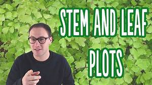 Stem-and-leaf Plots