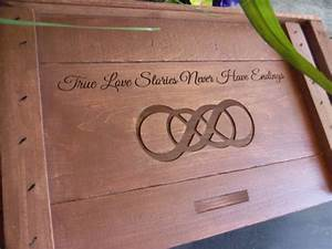 wedding wine box wine box custom wine box engraved wine With wedding love letter box