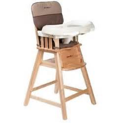 eddie bauer natural wood high chair reviews viewpoints com