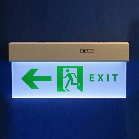led exit china led exit sign lights dl 360 photos pictures