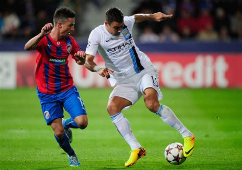 Viktoria Plzen V Man City (pics)  My Heart Beats Football