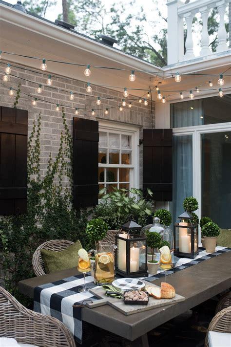 Outdoor Patio Decor by Outdoor Patio Inspiration Exterior Home Backyard Patio