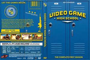 Video Game High School - TV DVD Scanned Covers - Video ...