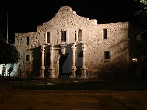 Texas, Alamo By Bonnjo2 On Deviantart