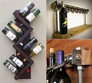 Regal Selber Bauen Holz : so einfach kann man ein eigenes weinregal selber bauen freshouse ~ Orissabook.com Haus und Dekorationen