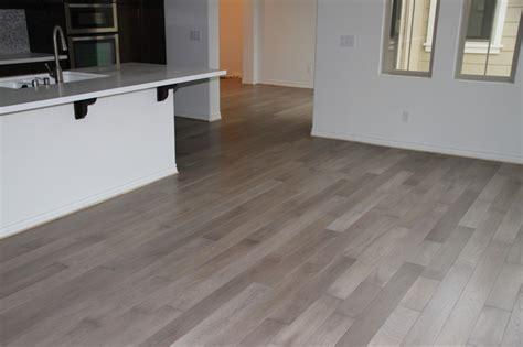 bleached walnut flooring