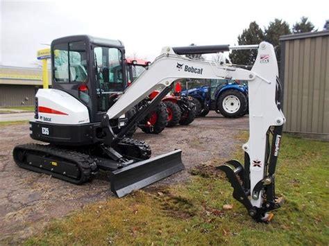 bobcat  zts excavator  sale mini excavator heavy machinery