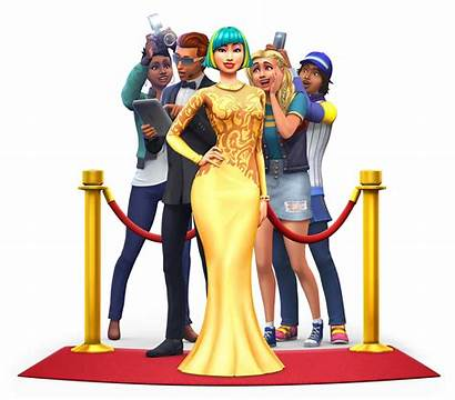 Sims Famous Renders Official Box Render Icon