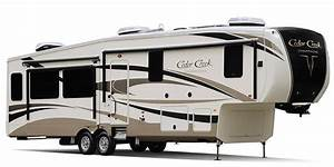 Full Specs For 2016 Forest River Cedar Creek Champagne Edition 38erl Rvs
