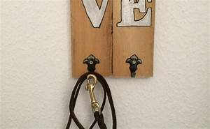 Garderobe Für Hundeleinen : arbeiten mit holz vorstadt tr ume ~ Sanjose-hotels-ca.com Haus und Dekorationen