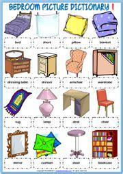 Bedroom Esl Printable Worksheets And Exercises