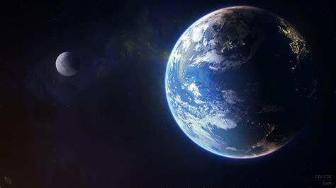 Wallpaper Earth Planet 4k 8k Space 9316